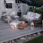 38 wonderful garden deck ideas with best decking designs 25