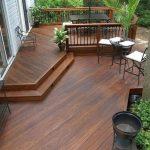 ✔ 51 fabulous backyard patio deck ideas 38