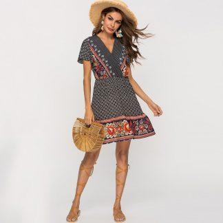 Surplice Tribal Dress